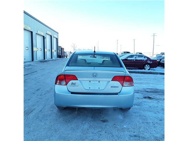 2008 Honda Civic Hybrid Base (Stk: P366) in Brandon - Image 2 of 5