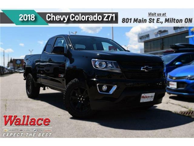 2018 Chevrolet Colorado Z71 (Stk: 290482) in Milton - Image 1 of 9