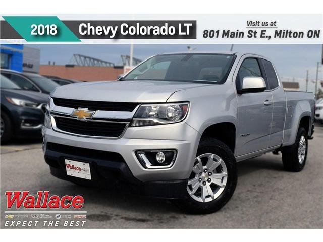 2018 Chevrolet Colorado LT (Stk: 230695) in Milton - Image 1 of 8