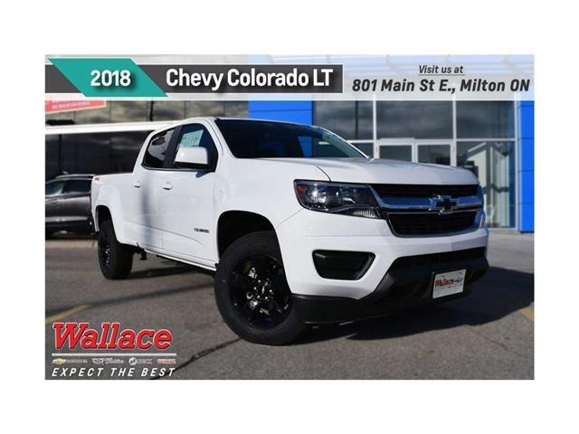 2018 Chevrolet Colorado LT (Stk: 163926) in Milton - Image 1 of 9