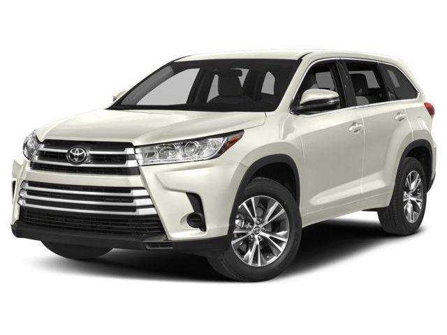 2019 Toyota Highlander XLE (Stk: N36318) in Goderich - Image 1 of 8
