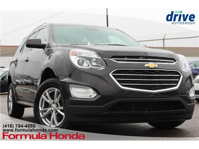 2016 Chevrolet Equinox LT (Stk: B10808) in Scarborough - Image 1 of 25