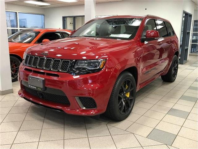 2018 Jeep Grand Cherokee Trackhawk (Stk: 184081) in Toronto - Image 1 of 15