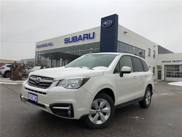 2018 Subaru Forester 2.5i Convenience (Stk: 30453) in RICHMOND HILL - Image 1 of 22