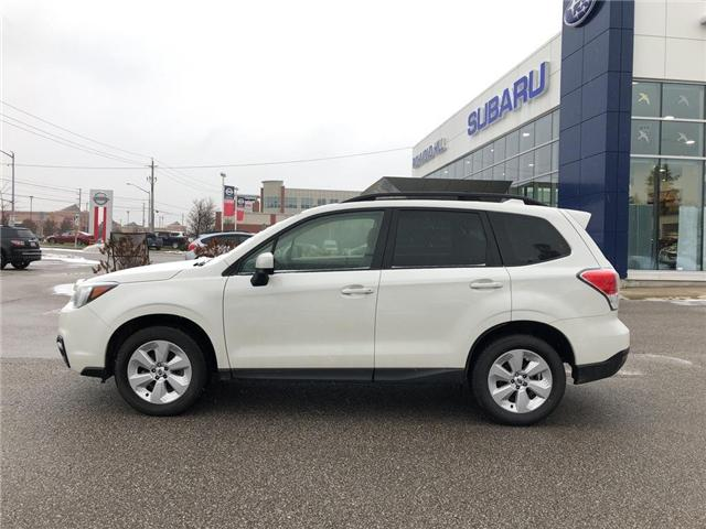 2018 Subaru Forester 2.5i Convenience (Stk: 30453) in RICHMOND HILL - Image 2 of 22