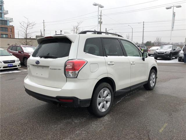 2018 Subaru Forester 2.5i Convenience (Stk: 30453) in RICHMOND HILL - Image 5 of 22