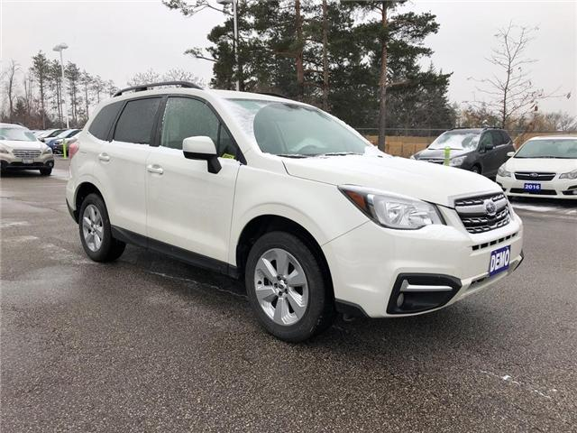 2018 Subaru Forester 2.5i Convenience (Stk: 30453) in RICHMOND HILL - Image 7 of 22