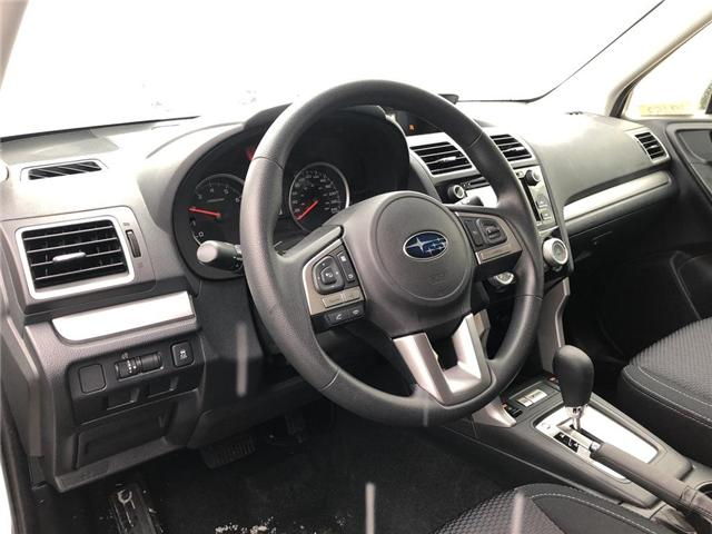 2018 Subaru Forester 2.5i Convenience (Stk: 30453) in RICHMOND HILL - Image 10 of 22
