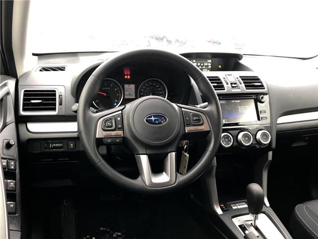 2018 Subaru Forester 2.5i Convenience (Stk: 30453) in RICHMOND HILL - Image 11 of 22