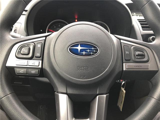2018 Subaru Forester 2.5i Convenience (Stk: 30453) in RICHMOND HILL - Image 12 of 22
