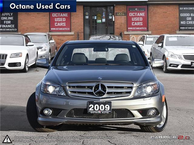 2009 Mercedes-Benz C-Class Base (Stk: ) in Scarborough - Image 2 of 27