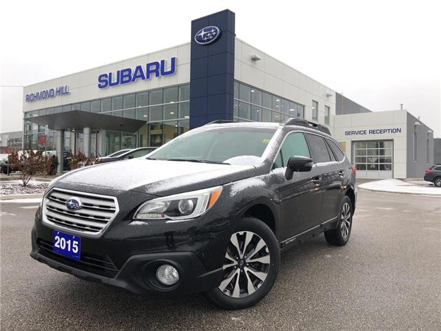 2015 Subaru Outback 2.5i Limited Package (Stk: LP0208) in RICHMOND HILL - Image 1 of 22