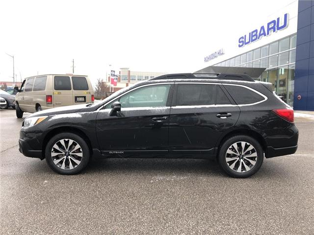 2015 Subaru Outback 2.5i Limited Package (Stk: LP0208) in RICHMOND HILL - Image 2 of 22