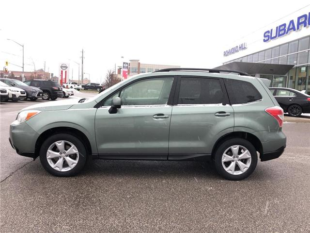 2016 Subaru Forester 2.5i Touring Package (Stk: LP0213) in RICHMOND HILL - Image 2 of 24