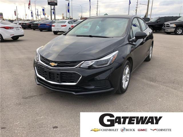 2018 Chevrolet Cruze LT|TECHNOLOGY & CONVIENCE PKG| (Stk: PA17673) in BRAMPTON - Image 1 of 17