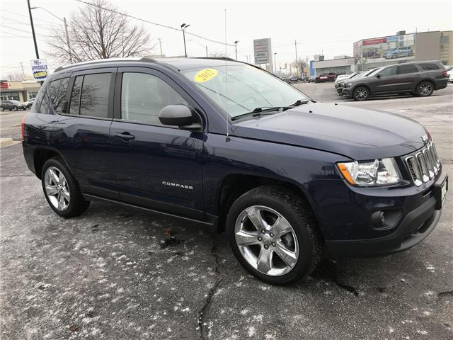 2012 Jeep Compass Limited (Stk: 181357A) in Windsor - Image 1 of 11