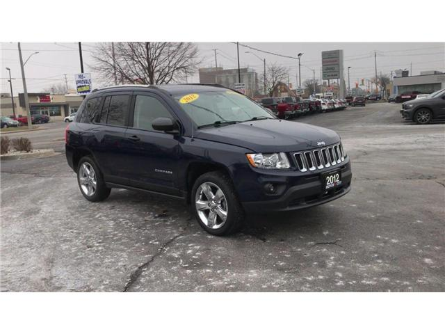 2012 Jeep Compass Limited (Stk: 181357A) in Windsor - Image 2 of 11