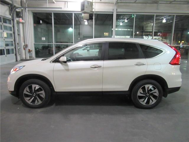 2016 Honda CR-V Touring, NEW TIRES AND BRAKES! (Stk: 8134029A) in Brampton - Image 2 of 30