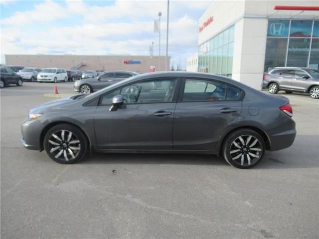 2013 Honda Civic Touring, FULLY LOADED!! (Stk: 9100661A) in Brampton - Image 2 of 27