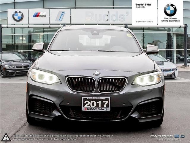 2017 BMW M240i xDrive (Stk: B679497A) in Oakville - Image 2 of 25