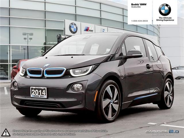 2014 BMW i3 Base (Stk: DB5276) in Oakville - Image 1 of 25