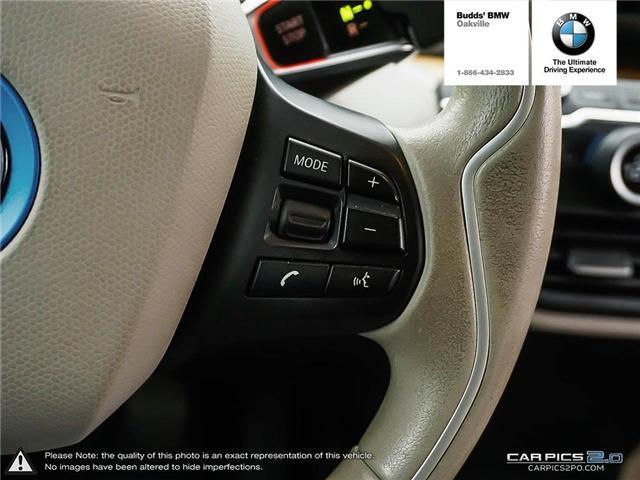 2014 BMW i3 Base (Stk: DB5276) in Oakville - Image 15 of 25