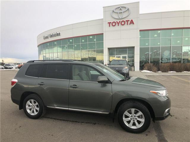 2013 Toyota Highlander  (Stk: 2860426A) in Calgary - Image 1 of 15