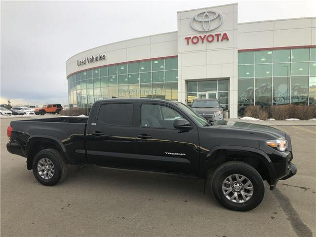 2017 Toyota Tacoma SR5 (Stk: 2801586A) in Calgary - Image 1 of 15
