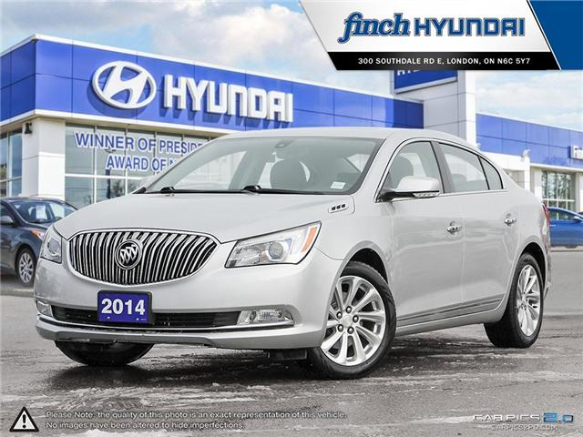 2014 Buick LaCrosse Leather (Stk: 86005) in London - Image 1 of 28