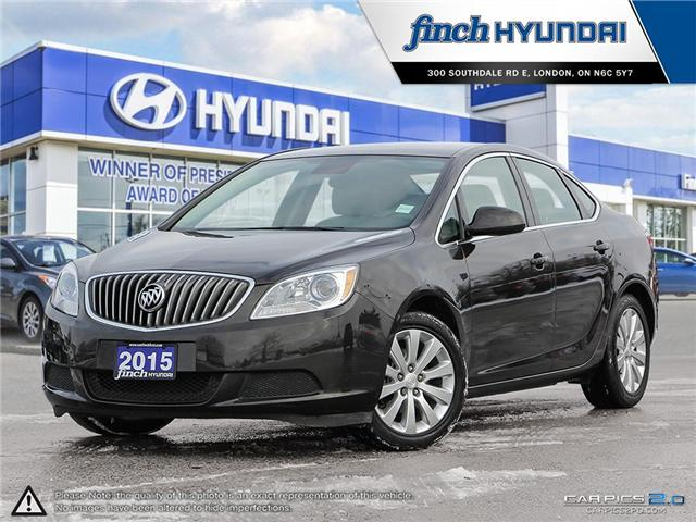 2015 Buick Verano Base (Stk: 68063) in London - Image 1 of 27