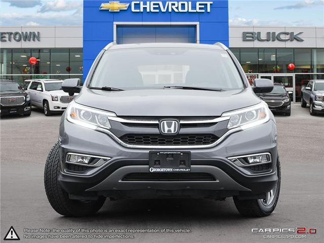 2015 Honda CR-V Touring (Stk: 28699) in Georgetown - Image 2 of 27