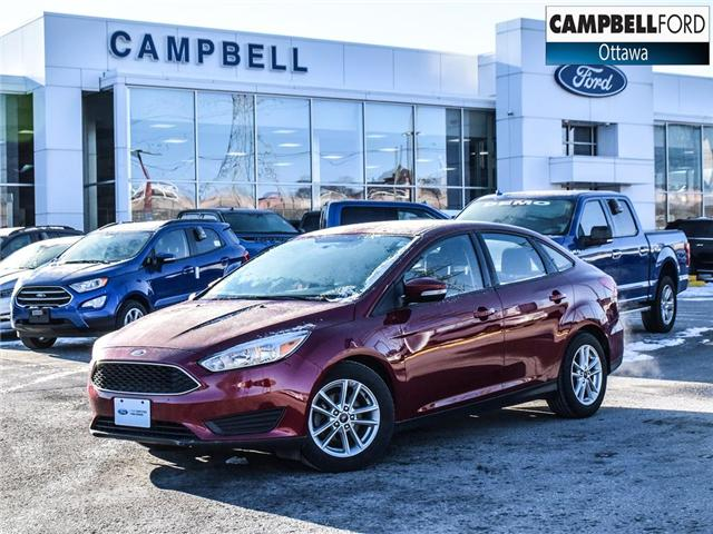 2016 Ford Focus SE AUTO-AIR-39,000 KMS (Stk: 945230) in Ottawa - Image 1 of 23