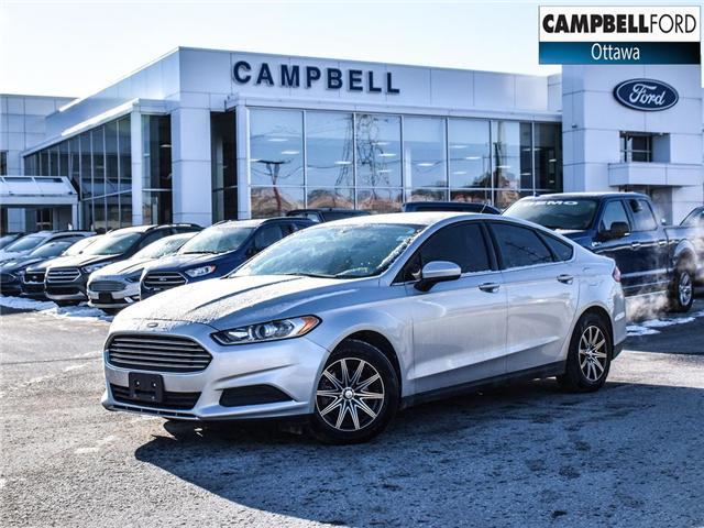 2014 Ford Fusion S ONLY 49,000 KMS-AUTO-AIR (Stk: 945580) in Ottawa - Image 1 of 21