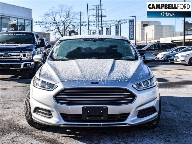 2014 Ford Fusion S ONLY 49,000 KMS-AUTO-AIR (Stk: 945580) in Ottawa - Image 2 of 21
