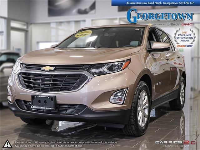 2019 Chevrolet Equinox LT (Stk: 28707) in Georgetown - Image 1 of 27