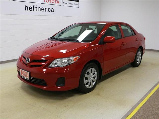 2012 Toyota Corolla CE (Stk: 186424) in Kitchener - Image 1 of 26