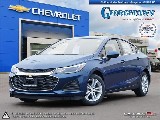 2019 Chevrolet Cruze LT (Stk: 28535) in Georgetown - Image 1 of 27
