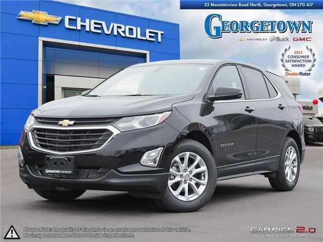 2019 Chevrolet Equinox LT (Stk: 28670) in Georgetown - Image 1 of 27