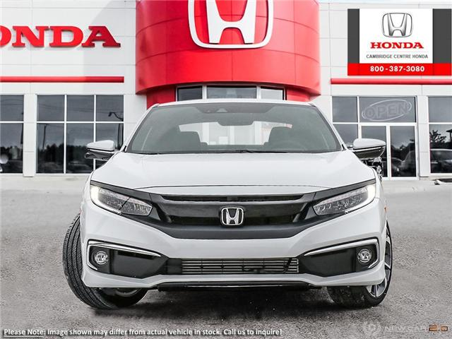 2019 Honda Civic Touring (Stk: 19326) in Cambridge - Image 2 of 24