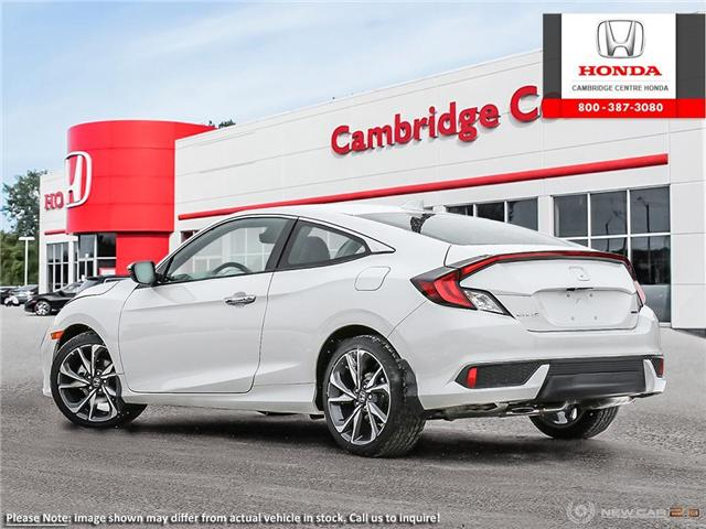 2019 Honda Civic Touring (Stk: 19326) in Cambridge - Image 4 of 24