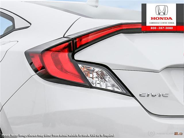 2019 Honda Civic Touring (Stk: 19326) in Cambridge - Image 11 of 24