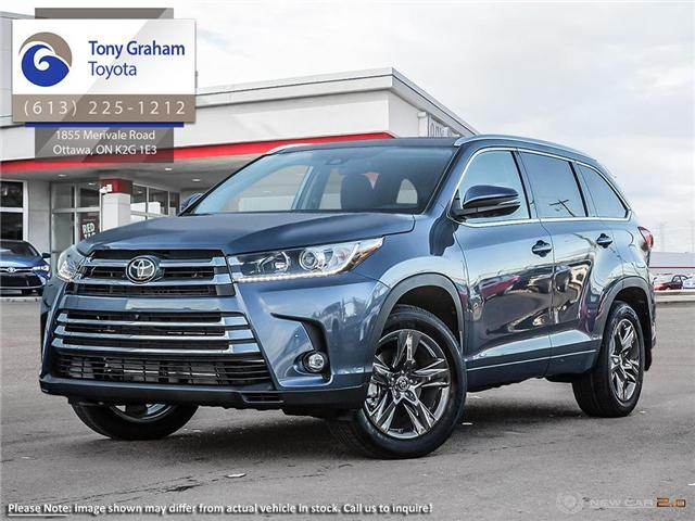 2019 Toyota Highlander Limited (Stk: 57635) in Ottawa - Image 1 of 23