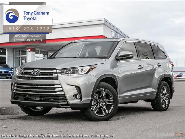 2019 Toyota Highlander Hybrid Limited (Stk: 57546) in Ottawa - Image 1 of 23