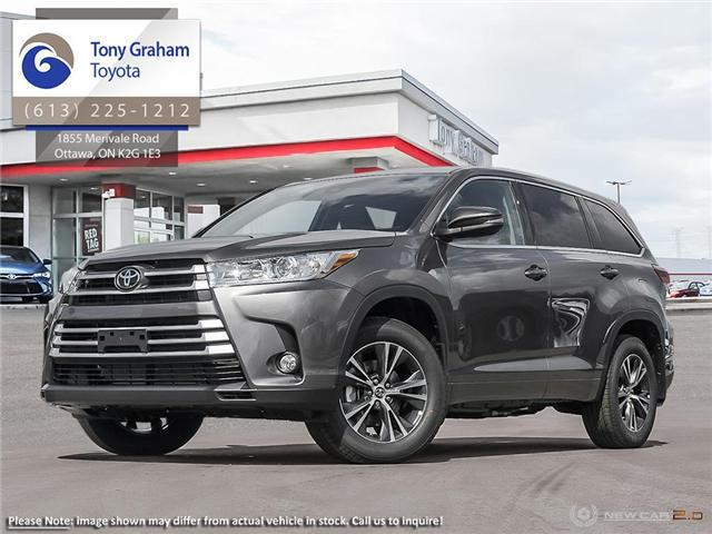 2019 Toyota Highlander LE (Stk: 57655) in Ottawa - Image 1 of 23