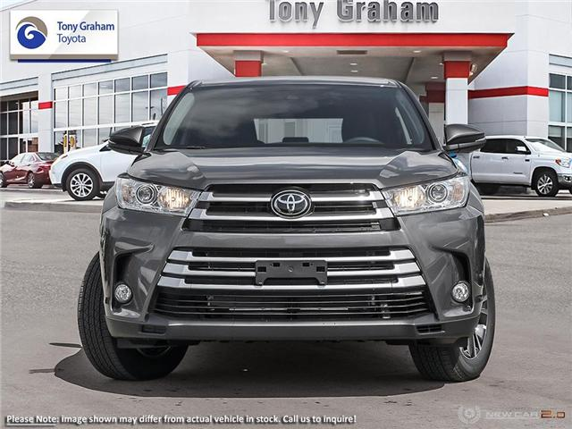 2019 Toyota Highlander LE AWD Convenience Package (Stk: 57655) in Ottawa - Image 2 of 23