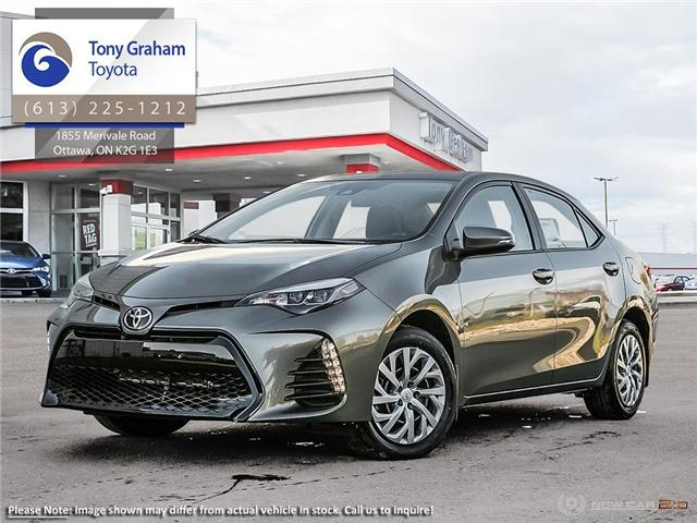 2019 Toyota Corolla SE (Stk: 57474) in Ottawa - Image 1 of 21