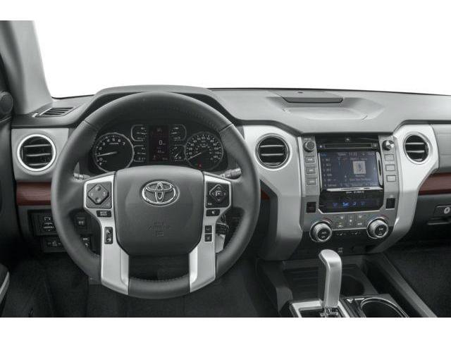 2019 Toyota Tundra 4x4 CrewMax Ltd 5.7 6A (Stk: H19167) in Orangeville - Image 4 of 9
