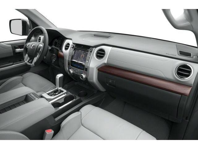 2019 Toyota Tundra 4x4 CrewMax Ltd 5.7 6A (Stk: H19167) in Orangeville - Image 9 of 9