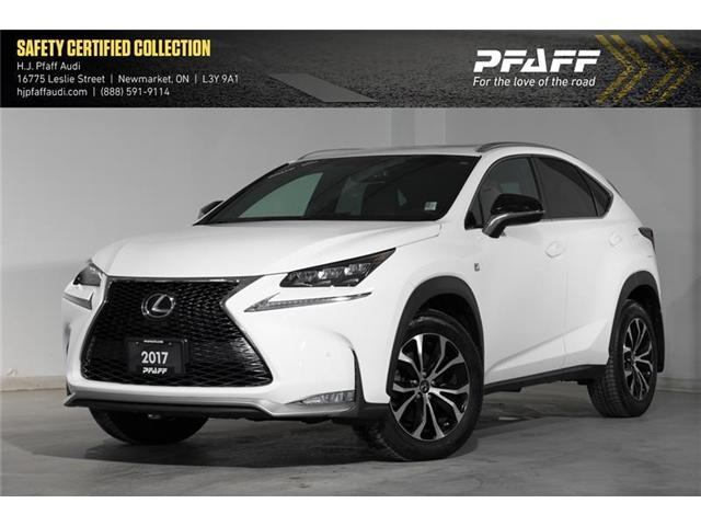2017 Lexus NX 200t Base (Stk: A11516A) in Newmarket - Image 1 of 18