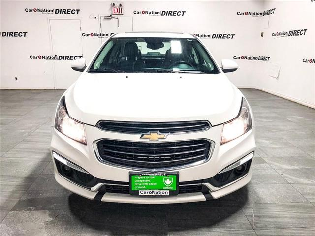 2015 Chevrolet Cruze  (Stk: K100A) in Burlington - Image 2 of 30